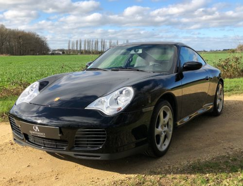 PORSCHE 911 Type 996 Carrera 4S – 43 900 €
