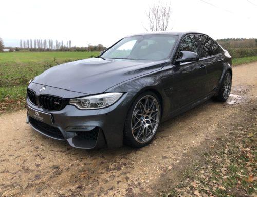 BMW M3 – 430ch