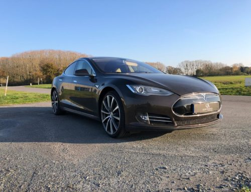 TESLA Model S P85 Performance – 49 900 €